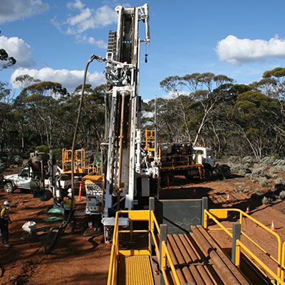 Strike Drilling