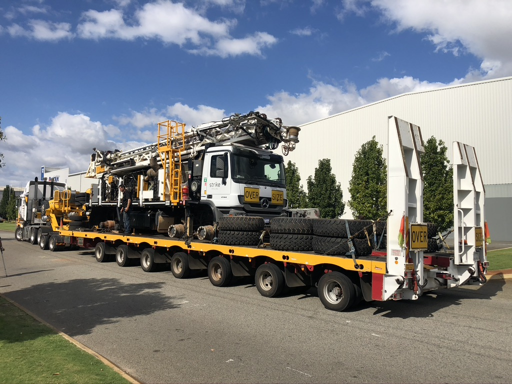 3rd Rig Mobilises to NSW
