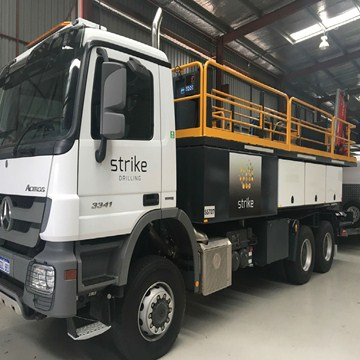 SST07 - 6x6 Support Truck